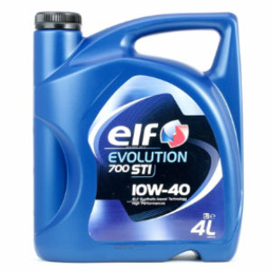Aceite ELF EVOLUTION 700 STI 10W40 X 4LT